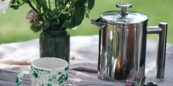 Sjöstrand French Press in Stainless-Steel